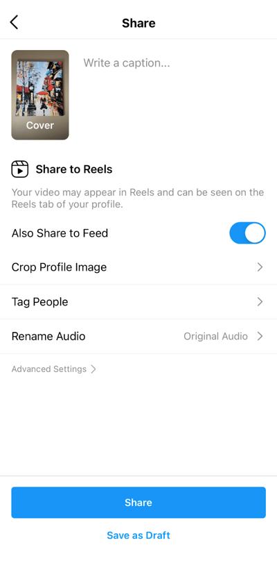 6 benefits of posting reels