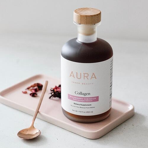 Aura Beauty Wildberry Collagen