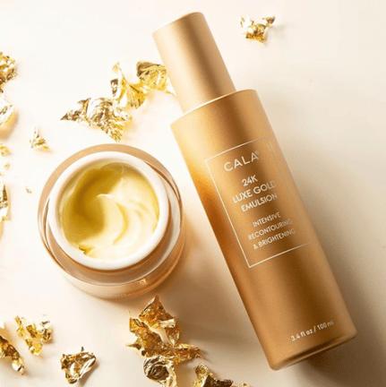 Cala 24k luxe gold emulsion