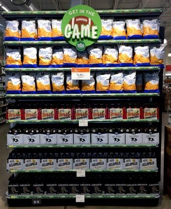 Football Whole Foods