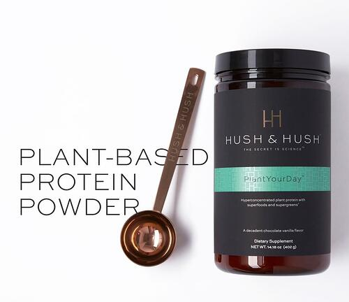 Hush & Hush Protein Powder