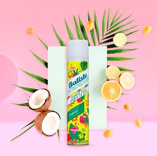 1. Dry Shampoo