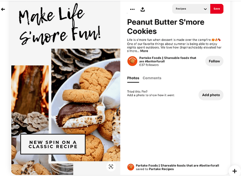 6 Examples of Brands Using Pinterest to Drive Traffic to Instagram-4a