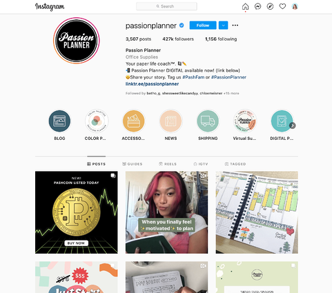 6 Examples of Brands Using Pinterest to Drive Traffic to Instagram-6a (1)