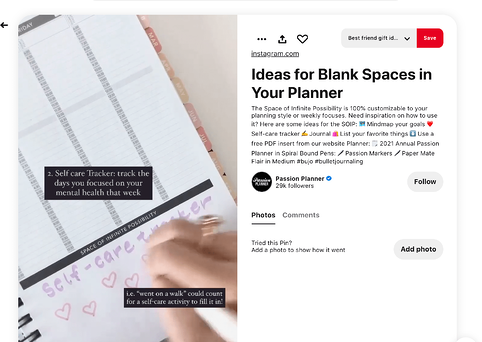 6 Examples of Brands Using Pinterest to Drive Traffic to Instagram-6b