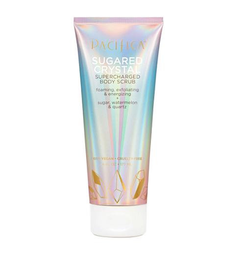 Pacifica- Sugared Crystal Supercharged Body Scrub