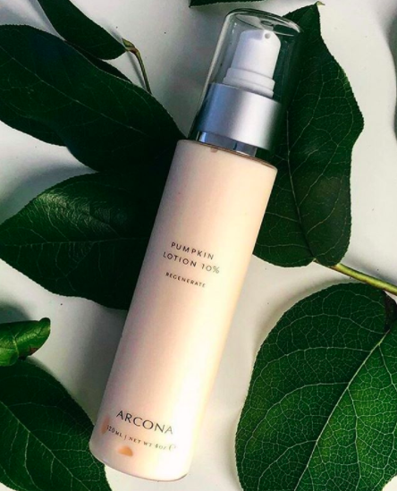 Arcona- Pumpkin Body Lotion