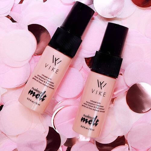 Vike Beauty Makeup Melt