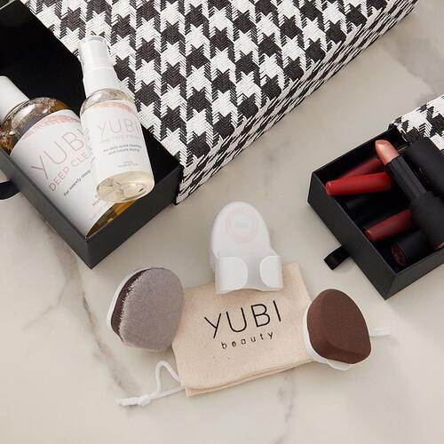Yubi Beauty Buff & Blend Duo