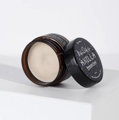 black chicken axilla deodorant paste