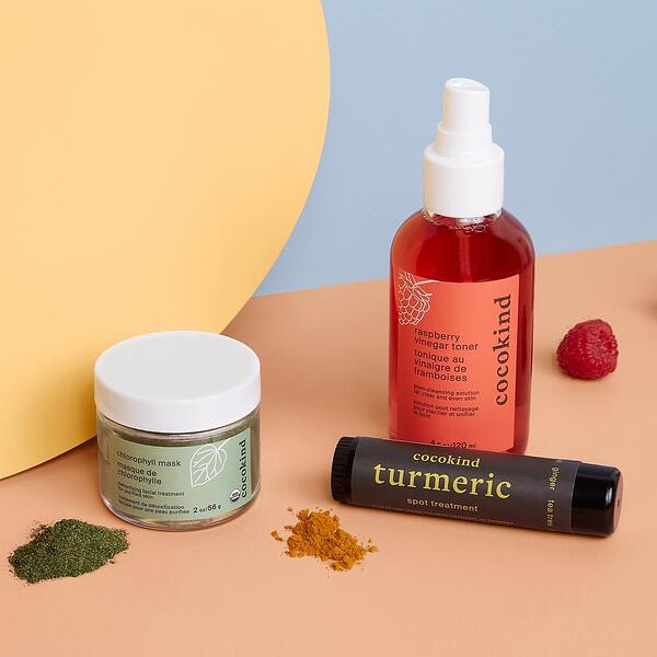 Cocokind's Turmeric Spot Treatment