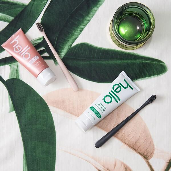 Activated Charcoal Toothpaste by Hello Products
