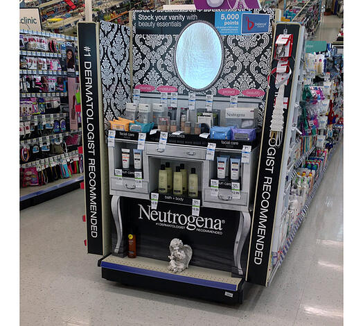 neutrogena end cap