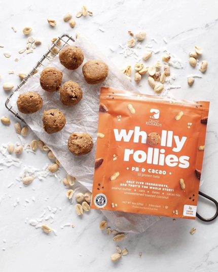 wholly rollies crazy richards pb cacao