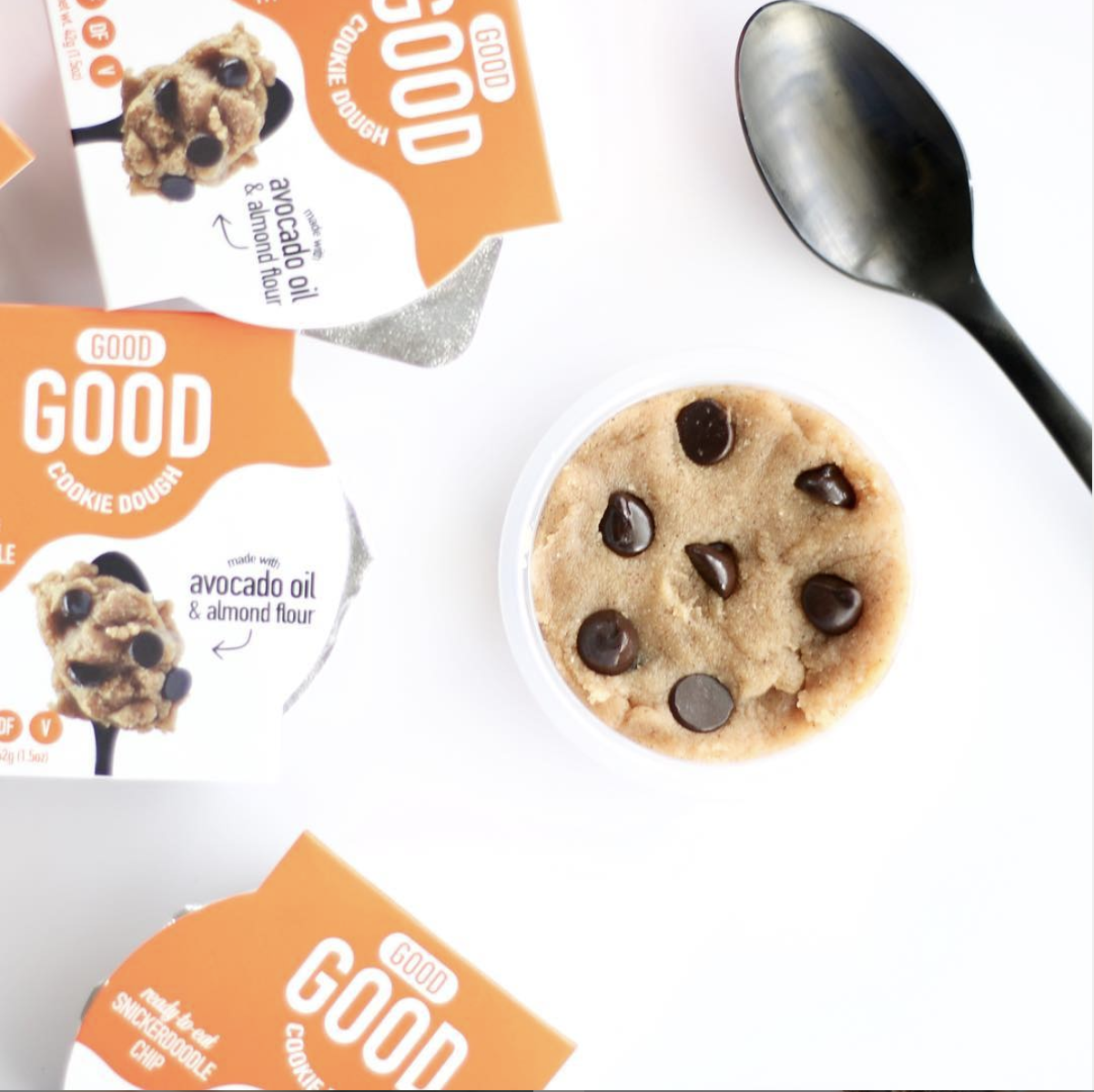 good good cookie dough snickerdoodle chip vegan paleo gluten free dairy free